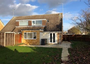 Thumbnail 4 bedroom property to rent in Ainsdale Drive, Werrington, Peterborough