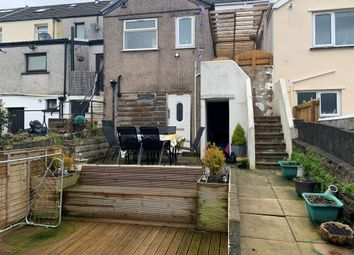 3 bed terraced house for sale in Rhys Street, Trealaw, Tonypandy CF40