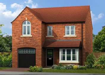 "Thumbnail 4 bed detached house for sale in ""The Windsor"" at Chesterfield Road, Matlock Moor, Matlock"