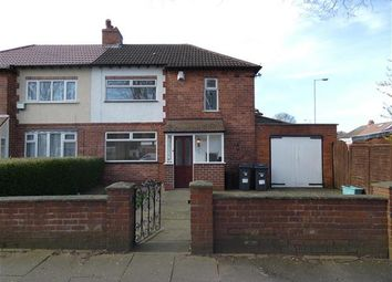 Thumbnail 3 bed semi-detached house to rent in Allendale Road, Yardley, Birmingham
