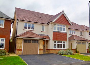 Thumbnail 4 bed detached house for sale in Lady Margaret Hall Close, Newport