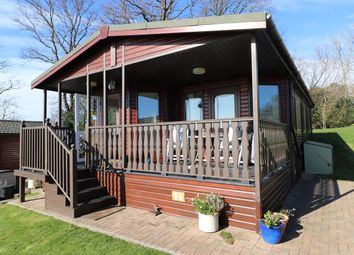 Thumbnail 2 bedroom lodge for sale in Letham Feus, Leven