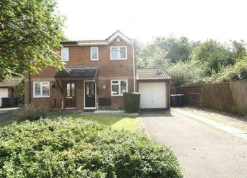 Thumbnail 2 bed semi-detached house for sale in Rushbrooke Close, High Wycombe