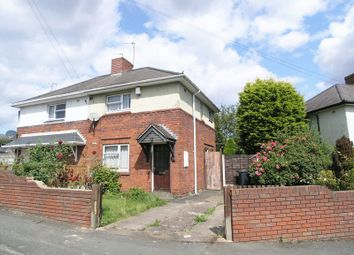 Thumbnail 2 bed semi-detached house for sale in Dudley, Netherton, Hereford Road
