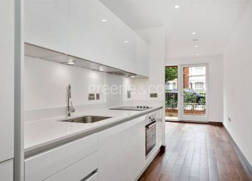Thumbnail 1 bed flat to rent in Beaufort Court, 65 Maygrove Road, West Hampstead, London
