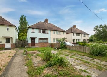 Thumbnail 3 bedroom semi-detached house for sale in High Street, Teversham, Cambridge