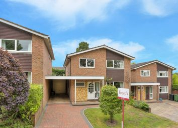 Thumbnail 4 bedroom detached house for sale in Ash Grove, Wheathampstead, St. Albans
