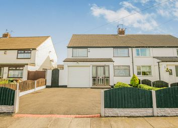 Thumbnail 3 bed semi-detached house for sale in Arborn Drive, Upton, Wirral