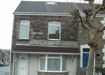 Thumbnail 1 bed flat to rent in Robert Street, Manselton, Swansea