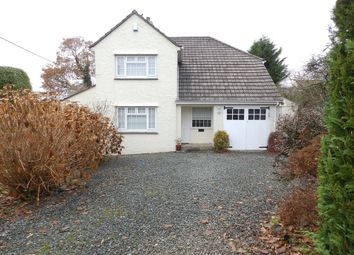 Thumbnail 4 bed detached house for sale in Deer Park Lane, Tavistock