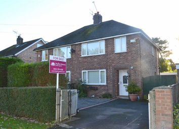 Thumbnail 3 bed semi-detached house for sale in Morland Avenue, Bromborough, Wirral
