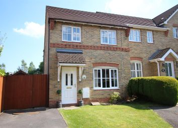 Thumbnail 3 bed terraced house for sale in St. Madoc Close, Pontllanfraith, Blackwood