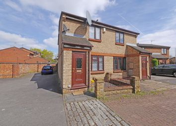 Thumbnail 2 bed semi-detached house for sale in Gade Close, Hayes