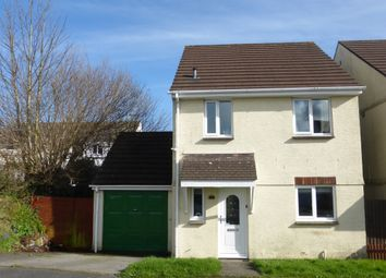Thumbnail 3 bed detached house for sale in Brook Road, Ivybridge