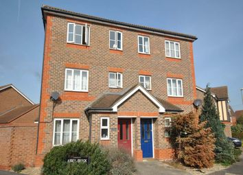 Thumbnail 4 bed town house to rent in Dart Drive, Didcot, Oxfordshire