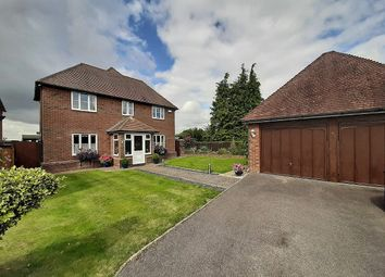 Thumbnail 4 bed detached house for sale in The Orchids, Ashford