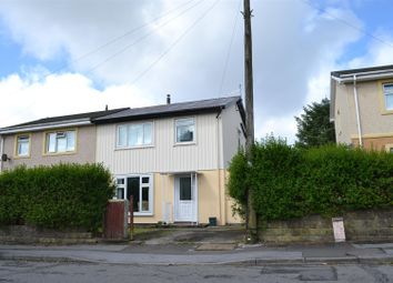 Thumbnail 3 bed semi-detached house for sale in Heol Cadifor, Penlan, Swansea
