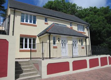 Thumbnail 2 bed semi-detached house for sale in Y Glyn, Hayscastle, Haverfordwest