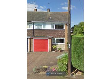 Thumbnail 3 bed semi-detached house to rent in Belmont Avenue, Derby