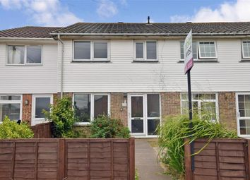 Thumbnail 3 bed terraced house for sale in Cobham Close, Yapton, Arundel, West Sussex