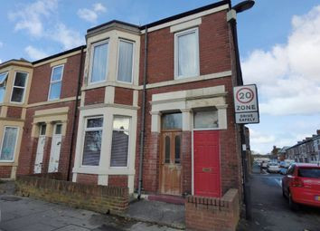 Thumbnail 1 bed flat for sale in The Avenue, Wallsend