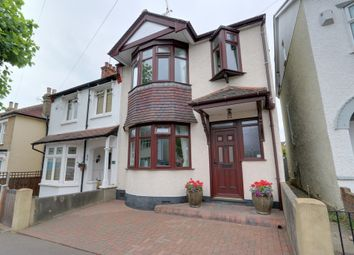 Thumbnail 5 bedroom end terrace house for sale in Southsea Avenue, Leigh-On-Sea