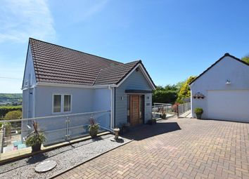 Thumbnail 4 bed detached house for sale in Higher Woodway Road, Teignmouth