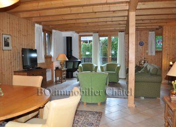 Thumbnail 5 bed chalet for sale in Tres Les Pierres, Châtel, Abondance, Thonon-Les-Bains, Haute-Savoie, Rhône-Alpes, France