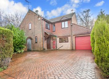 Thumbnail 5 bed detached house for sale in Bulrush Close, Chatham, Kent