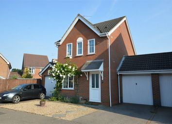 Thumbnail 3 bed detached house for sale in Rowton Heath, Dussindale, Thorpe St Andrew, Norfolk