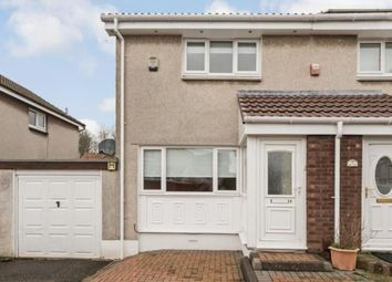 Thumbnail 2 bed semi-detached house for sale in Barony Court, Girdle Toll, Irvine, North Ayrshire
