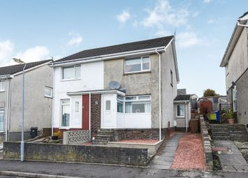 Thumbnail 3 bed semi-detached house for sale in Bute Road, Cumnock