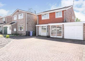 Thumbnail 4 bed detached house for sale in Richmond Drive, Perton, Wolverhampton