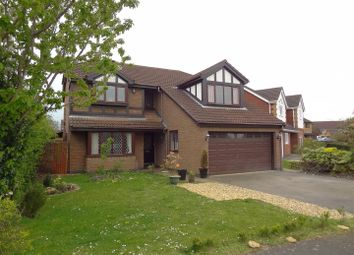 Thumbnail 5 bed property for sale in Harvest Way, Sleaford