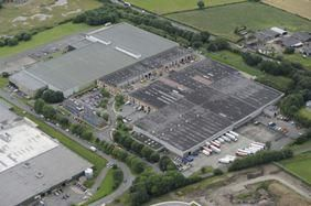 Thumbnail Light industrial to let in Enterprise City, Green Lane Industrial Estate, Spennymoor, County Durham