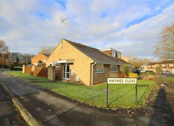 Thumbnail 2 bed semi-detached bungalow for sale in Haynes Close, Swindon, Wiltshire