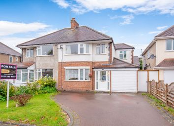 4 bed semi-detached house for sale in Fabian Crescent, Shirley B90