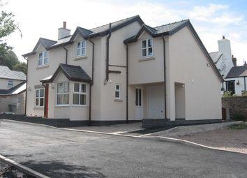 Thumbnail Land for sale in Plot 2 Afon Felin, Betws Yn Rhos