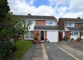 3 bed semi-detached house for sale in Riston Close, Oadby, Leicester LE2