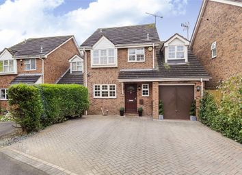 Thumbnail 4 bed detached house for sale in Bradmore Way, Lower Earley, Reading, Berkshire