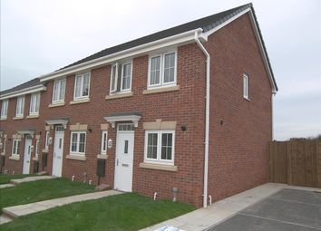 Thumbnail 2 bed terraced house to rent in The Sidings, Blackhall Colliery, Hartlepool