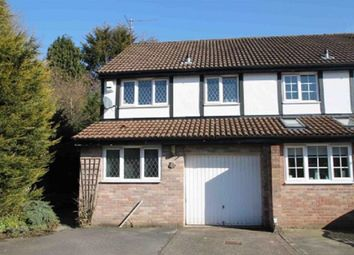 Thumbnail 3 bed semi-detached house for sale in Sanderling Drive, St. Mellons, Cardiff