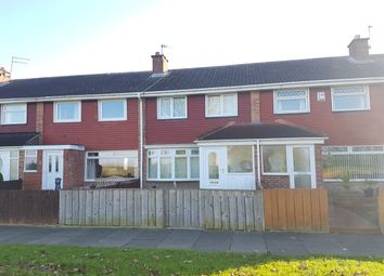 Thumbnail 3 bedroom property for sale in Stotfold Walk, Middlesbrough