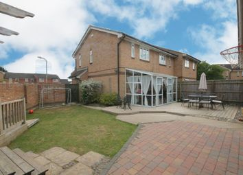 Thumbnail 2 bedroom end terrace house for sale in Fall Close, Aylesbury