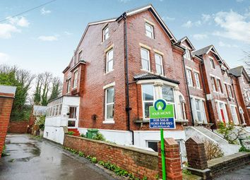 Thumbnail 4 bed terraced house for sale in Brockman Road, Folkestone