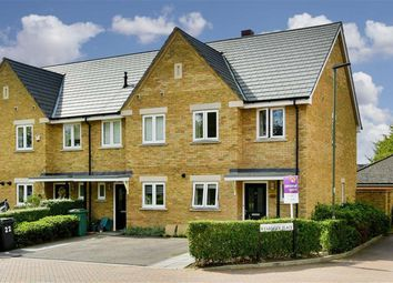 Thumbnail 2 bed end terrace house for sale in Farmside Place, Epsom, Surrey