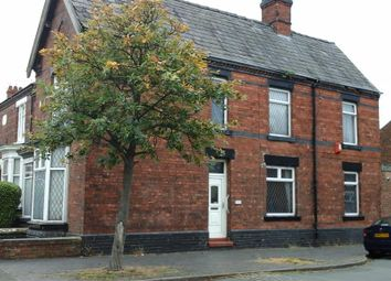 Thumbnail 3 bed terraced house for sale in Richard Street, Crewe