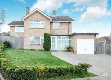 Thumbnail 4 bed detached house to rent in Greenleas, Pembury, Tunbridge Wells
