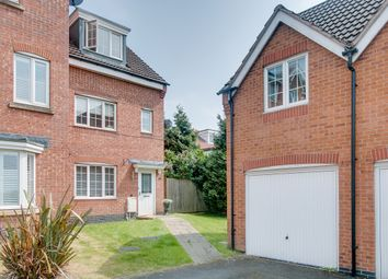 Thumbnail 4 bed town house for sale in Marlgrove Court, Marlbrook, Bromsgrove
