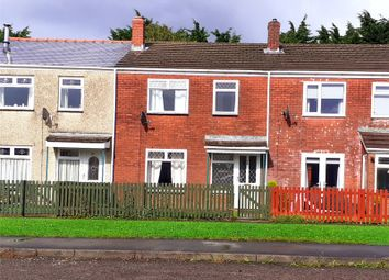 Thumbnail 3 bed terraced house for sale in Limestone Road East, Nantyglo, Ebbw Vale, Gwent